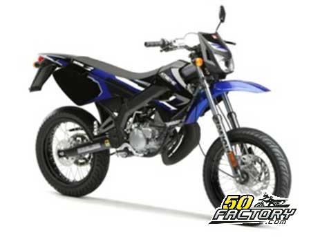 Moto 50cc Derbi Senda SM X-Treme euro 3