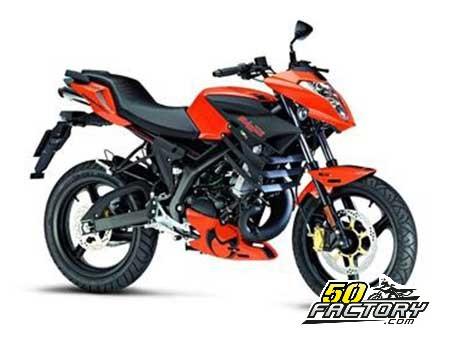 Moto 50cc Malaguti Drakon