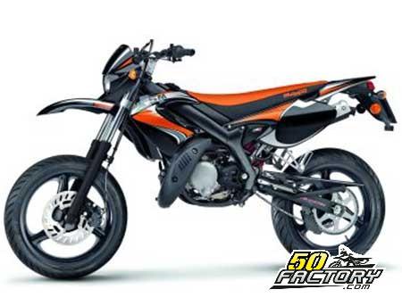 Moto 50cc Malaguti XSM