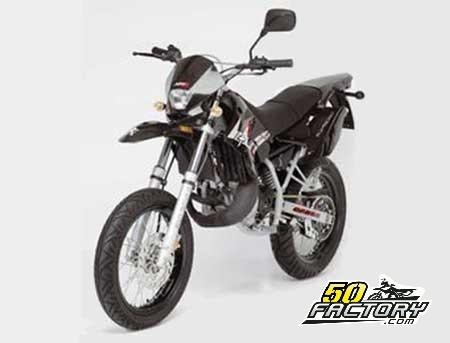 Moto 50cc Peugeot SP6 SM depuis 2004