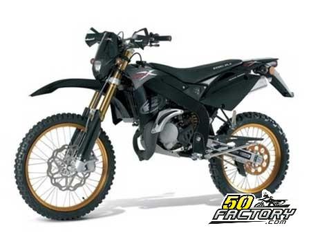 Moto 50cc Rieju MRX