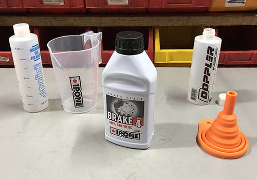 DOT 4 Brake Fluid Ipone