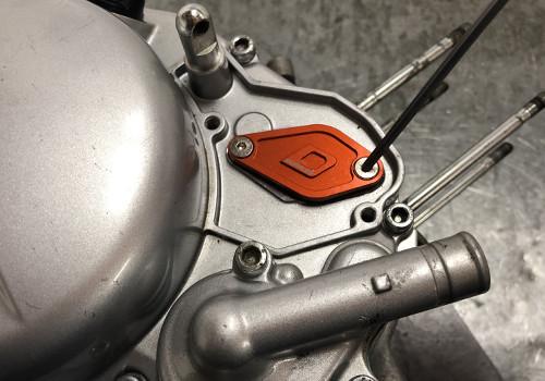 otturatore della pompa dell'olio Doppler per moto 50cc derbi