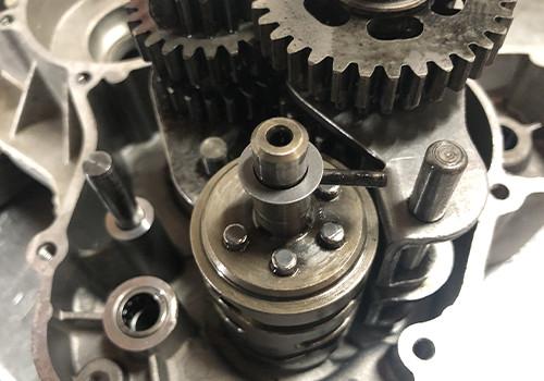 rondella cilindrica AM6 Minarelli 50cc