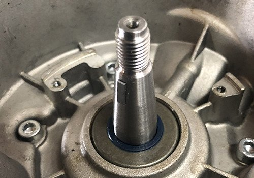 Clavette de vilebrequion moteur Am6 50cc
