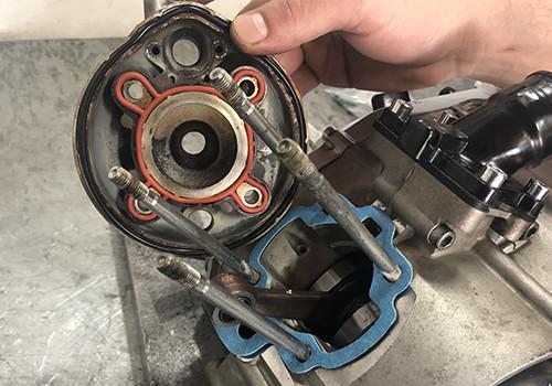 joints haut moteur motos 50cc AM6 et type AM6