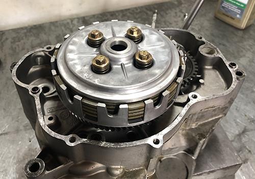 disques embrayage motos 50cc type AM6
