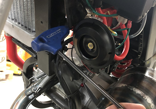 klaxon moto 50, scooter, mobylette