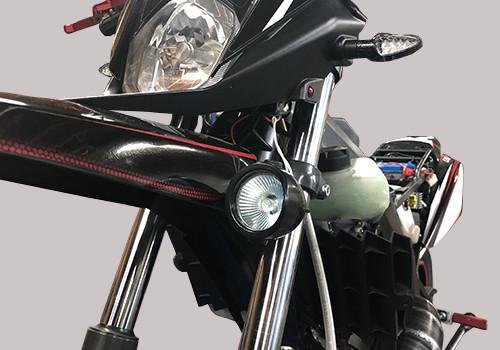 proiettore proiettore per moto 50cc