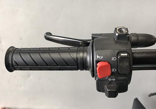 mango negro racing Moto 50 pro