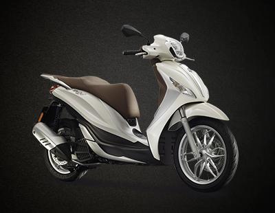 ficha técnica scooter 125cc