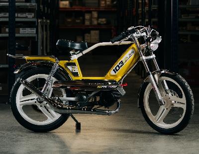 ciclomotor técnico