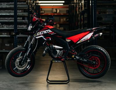 ficha técnica de la motocicleta 50cc