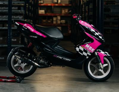 ficha técnica scooter 50cc