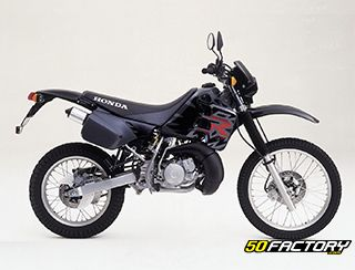 Fiche Technique Honda Crm 125 De 1990 à 2000 50factory Com
