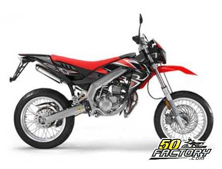 Aprilia SX 50 (De 2006 à 2010)