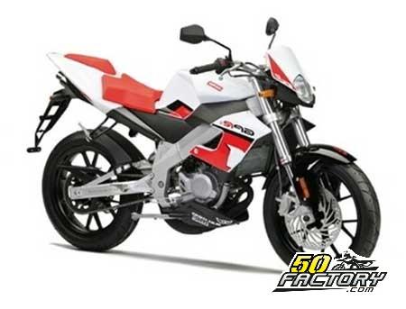 Moto 50cc Derbi GPR Nude euro 3