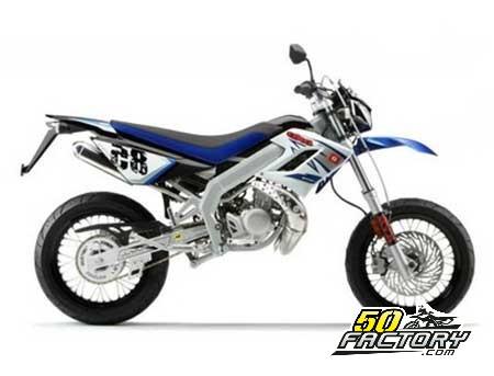 Moto 50cc Derbi Senda SM DRD Racing Euro 3
