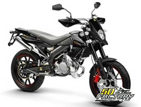 Moto 50cc Derbi Senda SM DRD Evo 50