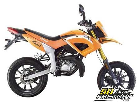 Moto 50cc Keeway X-Ray 50 SM