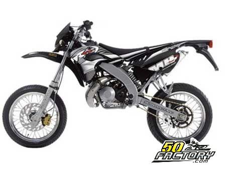 Moto 50cc MH RYZ SM