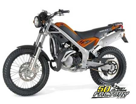 Moto 50cc Rieju Tango