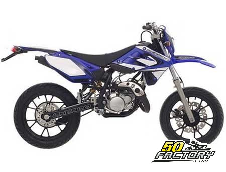 Moto 50cc Sherco SM 50