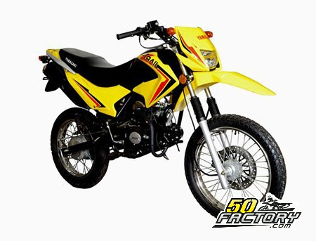 Data Sheet Yamasaki Trail Cross 50cc 50factory Com