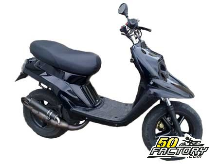 scooter mbk booster 2001