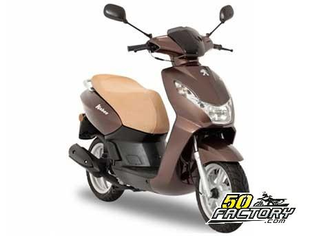 scooter 50cc peugeot Kisbee 4T