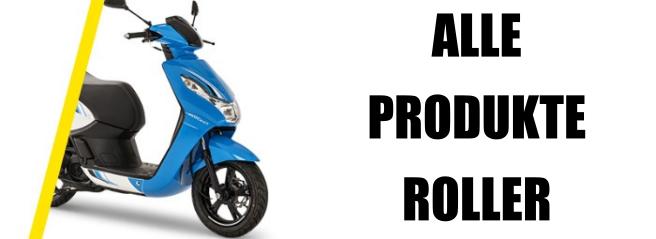 Alle Produkte Roller 50 und Maxiscooter