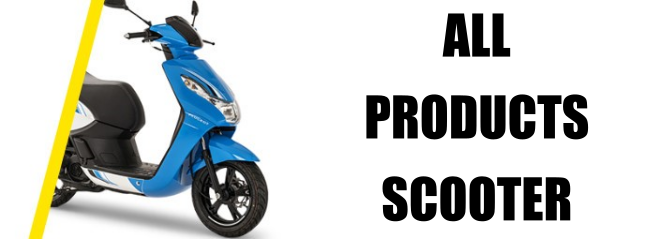 All products scooter 50 and maxiscooter