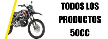 Todos los productos 50cc con caja.