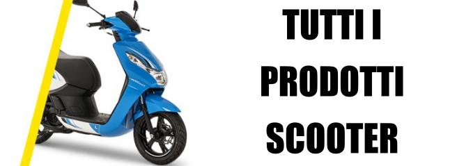 Tutti i prodotti scooter 50 e maxiscooter