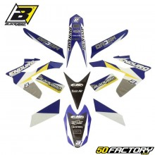 Kit di decorazione Sherco SE-R, SM-R 50 (2013 a 2016) Blackbird