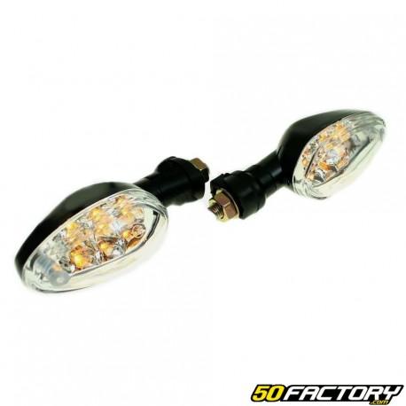 Visual LEDs Blinkeren