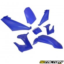 Kit carenado azul Derbi Senda,  Gilera Smt, Rcr