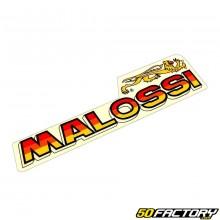 Sticker Malossi 220 x 50 mm