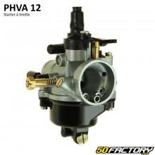 Tipo de carburador PHVA 12 Dellorto a startapalancado