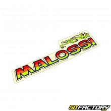 Pegatina Malossi fluo 130x30mm