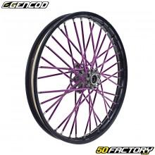 Kit purple spoke wrap Premium