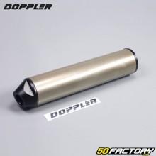 Silenciador Doppler WR7 titanio