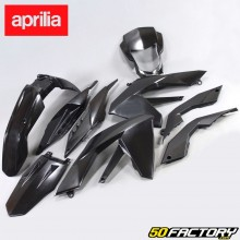 Fairing kit Aprilia Sx and Rx 50 black (from 2006)