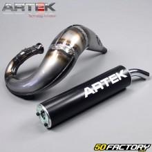 Escape Artek K2 AM6 et  Derbi paso alto (vendido sin kit de montaje)
