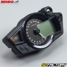Universal digital revolution meter type Koso