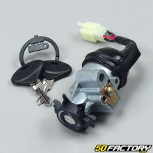 Ignition switch steering lock Peugeot Ludix 50