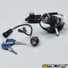 Set of locks Aprilia SR 50 v2
