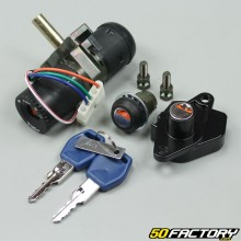 Set of locks Aprilia SR 50 v1