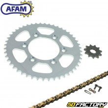 Chain Kit 11x48x124 Rieju RS2, Matrix, RR and Spike