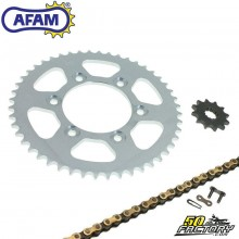Chain Kit 12x48x124 Rieju RS2, Matrix, RR and Spike